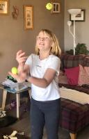 Learning to juggle