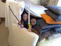 Pick 'n' mix - pillow fort