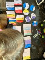 Yr 1/2 Colourful Fractions